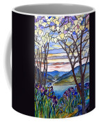 Stained Glass Tiffany Frank Memorial Window Coffee Mug