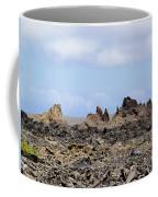 Timanfaya National Park Coffee Mug