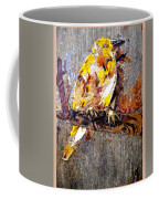 Tired Bird Coffee Mug