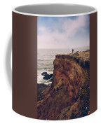To The Ends Of The Earth Coffee Mug