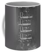 Tobacco Pipe Patent Coffee Mug