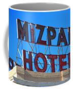 Tonopah Nevada - Mizpah Hotel Coffee Mug