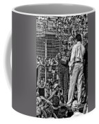 Tony Stewart Introduction Coffee Mug