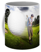 Top Flight Golf Coffee Mug