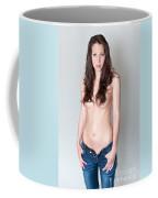 Topless Beauty Coffee Mug