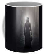 Towards The Light Coffee Mug by Joana Kruse