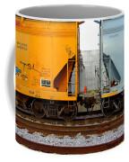 Train Cars 2 Coffee Mug