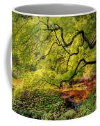Tranquil Shade Coffee Mug