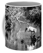 Tranquility Bw Coffee Mug