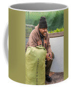 Travelin' Man Coffee Mug