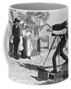 Traveling Photographer Coffee Mug