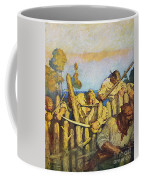 Treasure Island, 1911 Coffee Mug