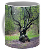 Tree In The Forest Coffee Mug