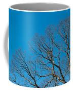 Tree Profile Coffee Mug
