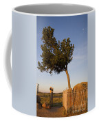 Tree Rock Wyoming Coffee Mug