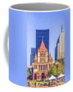 Trinity Church Boston Usa Coffee Mug