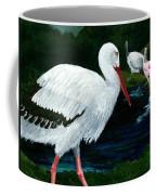 Tropical Birds Coffee Mug