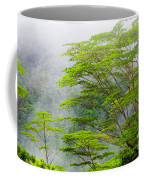Tropical Forest, Seychelles Coffee Mug