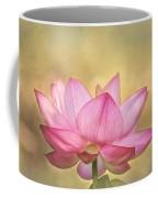 Tropical Lotus Flower Coffee Mug