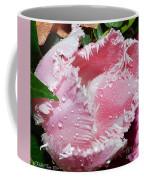 Tulip Lace Coffee Mug by Felicia Tica