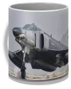 Turkish Air Force F-4 Phantom Landing Coffee Mug