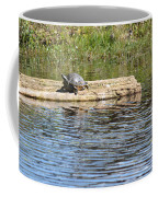 Turtle Float Coffee Mug