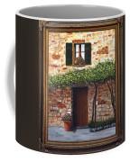 Tuscan Casa Montepulciano Coffee Mug