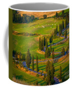 Tuscan Road Coffee Mug
