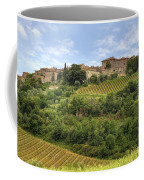 Tuscany - Castelnuovo Dell'abate Coffee Mug