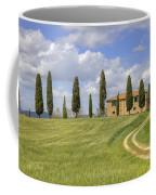 Tuscany - Pienza Coffee Mug