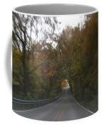 Twice The Speed Of Autumn Coffee Mug