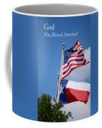 God Has Blessed America Coffee Mug