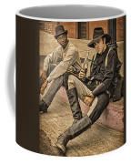 Two Of A Kind Coffee Mug by Priscilla Burgers