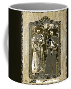 Two  Soldaderas Unknown Mexico Location Or Date-2014 Coffee Mug