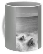 Two Stones Mono Coffee Mug