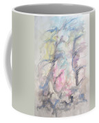 Two Trees In The Wind Coffee Mug