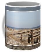 Tybee Island Boardwalks Coffee Mug