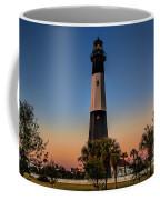Tybee Light Sunset Coffee Mug