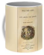 Uncle Tom's Cabin, 1852 Coffee Mug