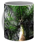 Under The Palm Coffee Mug