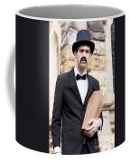 Undertaker Undertaking A Coffin Coffee Mug