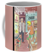 New Yorker December 5th, 2011 Coffee Mug