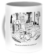 Why Can't You Use Facebook Coffee Mug