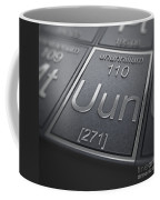 Ununnilium Chemical Element Coffee Mug