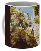 Up Into Wisteria Coffee Mug