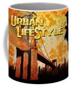 Urban Lifestyle Coffee Mug