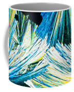 Urea Or Carbamide Crystals In Polarized Light Coffee Mug