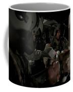 U.s. Army Medics Simulating Ventilation Coffee Mug