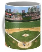 Usa, Illinois, Chicago, Cubs, Baseball Coffee Mug