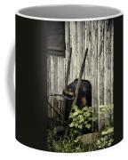 Used Coffee Mug